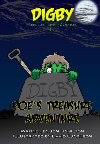 Digby the Littlest Zombie: Poe's Treasure Adventure pdf