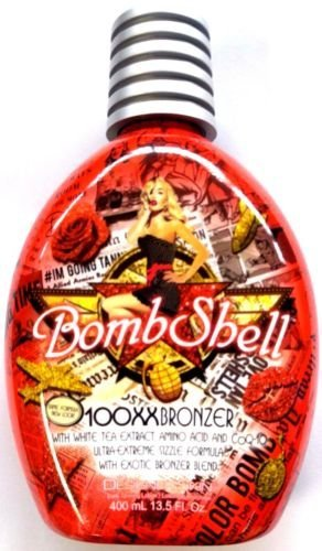 Tanning Lotion With Tingle And Bronzer - 7