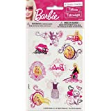 Unique Barbie Tattoo Sheets, 4ct