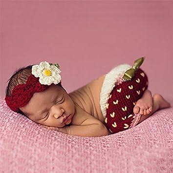 PEPEL Baby Fotografie Requisiten Handarbeit häkeln gestrickte Unisex ...