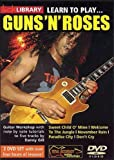 Learn To Play Guns 'N' Roses [DVD]
