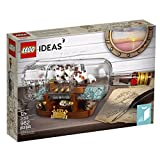 LEGO Ideas Ship in a Bottle 21313 Expert Building