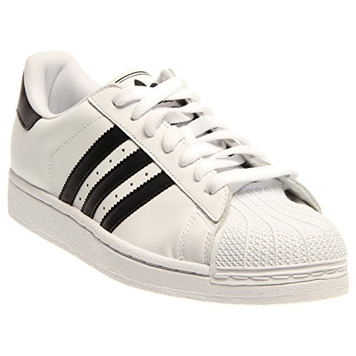 separation shoes 37488 99b02 adidas Originals Men s Superstar ll Sneaker,White Black White,8.5 D US -  Buy Online in Oman.   Apparel Products in Oman - See Prices, Reviews and  Free ...