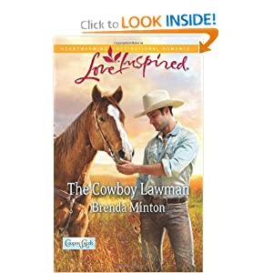 The Cowboy Lawman (Love Inspired (Large Print)) Brenda Minton