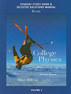 amazon com study guide and selected solutions manual for college rh amazon com student solutions manual/study guide physics pdf student solutions manual and study guide principles of physics