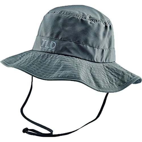 Troy Lee Designs Summit 2016 Mens Bucket Hat Gray L XL aa150986177