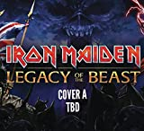 IRON MAIDEN LEGACY OF THE BEAST #4 COVER A (MR)