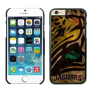 Jacksonville Jaguars Case For iPhone 6 Plus Black 5.5 inches