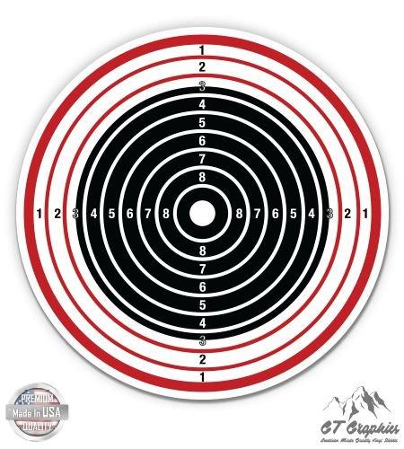 Target Decals - Target Practice - 12