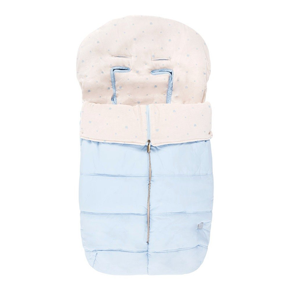 Baby Sleeping Bag Chair Microfibre Mayoral Universal Sky Blue 2995-19586-CIELO-U