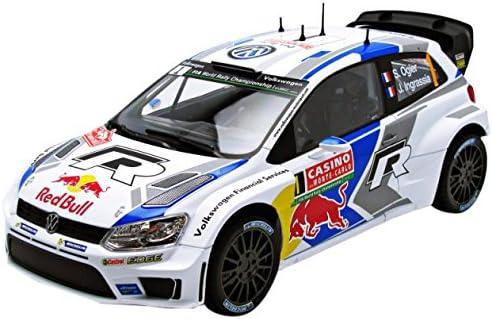 Norev VW Polo R WRC, No.1, Motocicleta Volkswagen, Red Bull, el ...