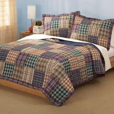 Pem America QS6015TW-2300 Bradley Quilt with Pillow Sham,,Twin