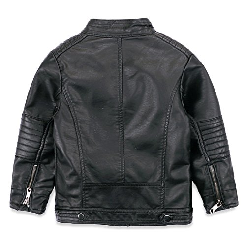 Leather motorcycle jackets for kids