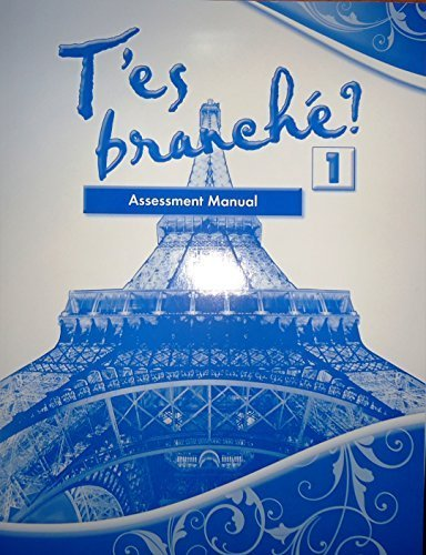 T'es branch?? 1 Assessment Manual (2014-05-03)
