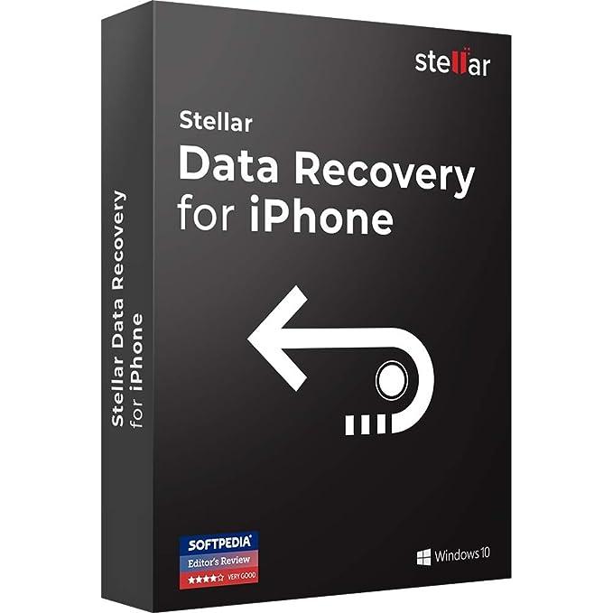 Stellar Phoenix Data Recovery For iPhone (Windows)