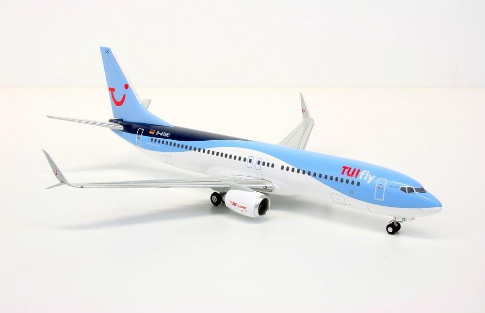Herpa Wings 1:500 520706 air jamaica boeing 737-800 rarezas avión modelo