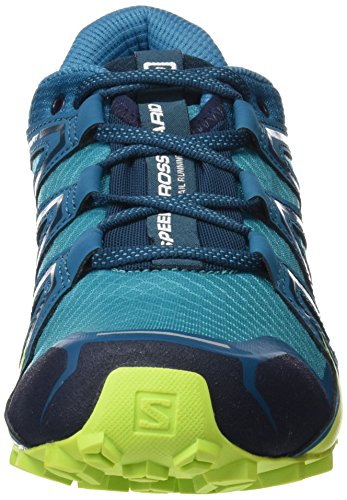 Mujeres Trail Salomon Tahitian Punch zapatillas Vario azules Lime Bird 2 Speedcross Tide Blue H66npwIZdq