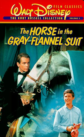 (Horse in Gray Flannel Suit [VHS])