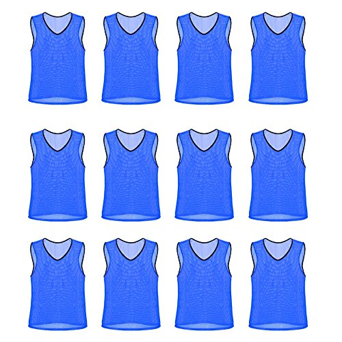 Nylon Mesh Scrimmage Team Practice Vests - High Five Baseball Jerseys Shopping Results