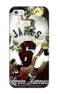 Rolando Sawyer Johnson's Shop 7834107K23210294 Fashionable Iphone 5/5s Case Cover For Lebron James Protective Case