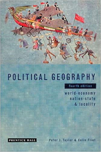 Book Political Geography: World-Economy, Nation-State and Locality (4th Edition)