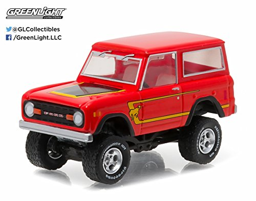 GREENLIGHT 1:64 ALL-TERRAIN SERIES 4 - 1977 FORD BRONCO