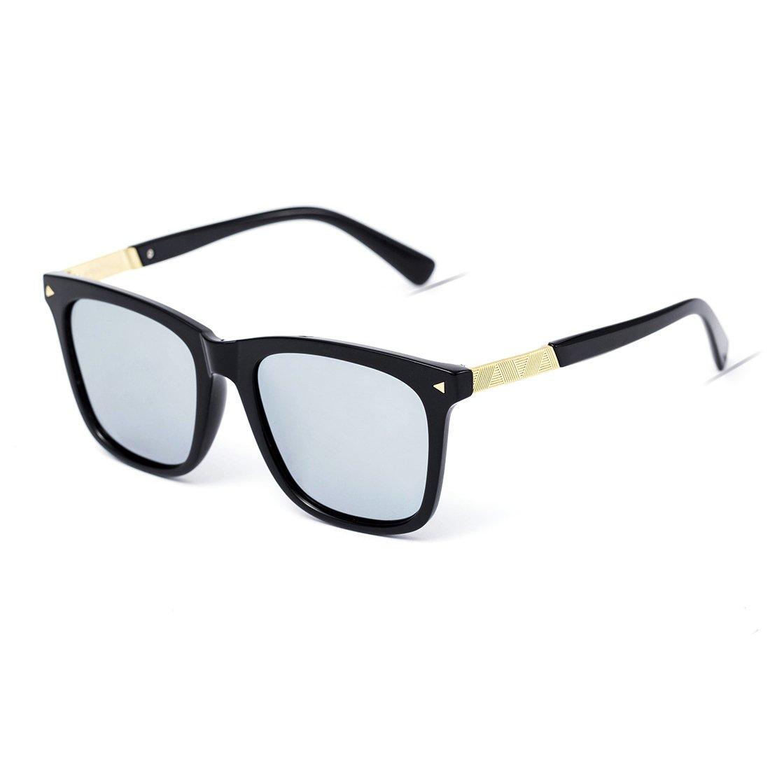 815fa93915 MT MIT MT anteojos de MIT sol polarizadas con con lente de espejo para gato  con protección UV400 Plateado 401f693 - bellatoneskin.review
