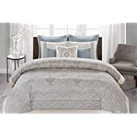 Echo Design Larissa Cotton Sateen Comforter Set