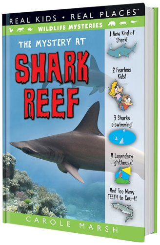 Download The Mystery at Shark Reef (2) (Wildlife Mysteries) ebook