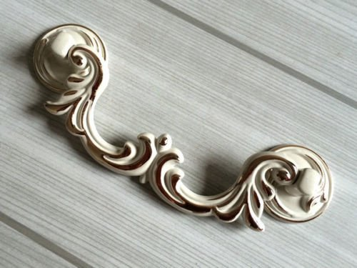 Drop Bail Pull (Cabinet Pull Antique, Cabinet Pulls Knob 4.25