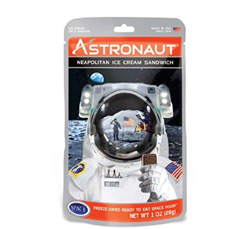 chocolate astronaut ice cream - 7