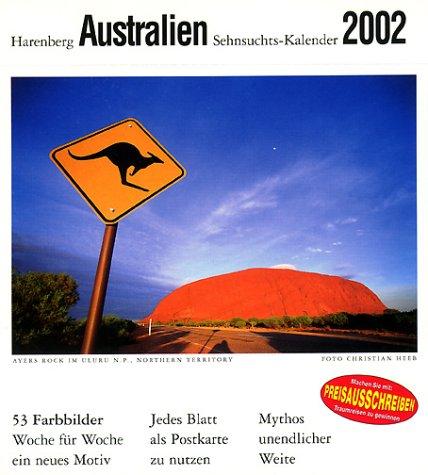 Kalender, Harenberg Sehnsuchts-Kalender, Australien