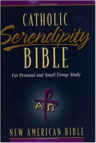 Nab Catholic Serendipity Bible: For Personal and Small Group