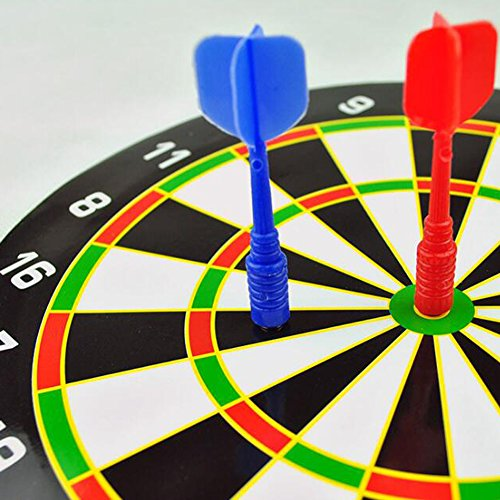 Review Finebaby Magnetic Dartboard Toy