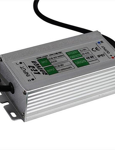 JIN@ JIAWEN? 100W 3000mA Led Power Supply Led Constant Current Driver Power Source (AC 85-265V Input / DC 30-36V Output)