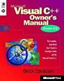 Microsoft Visual C++ Owners Manual, Zaratian, Beck, 1572315105