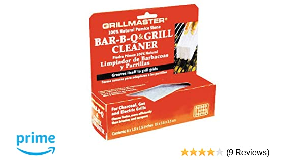 Amazon.com : US Pumice Grillmaster BQS-8 Barbeque and Grill Cleaner Stick : Grill Scrapers : Garden & Outdoor