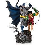 Estátua Batman & Robin Deluxe - DC Comics By Ivan Reis - Art Scale 1/10 - Iron Studios