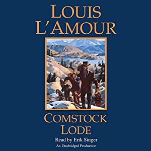 Comstock Lode Audiobook