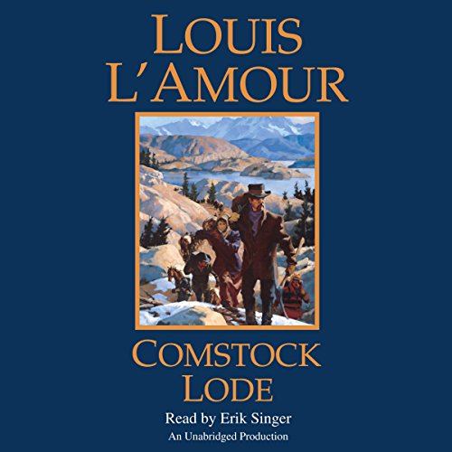 Comstock Lode Audiobook [Free Download by Trial] thumbnail