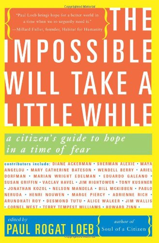 The Impossible Will Take a Little While: A Citizen's Guide to Hope in a Time of Fear