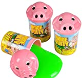 3.75'' PIG NOISE PUTTY, Case of 72