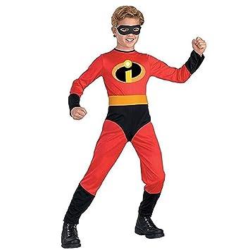 Fting El Traje de Cosplay Increíbles for Niños de Halloween ...