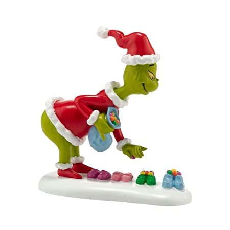 Department 56 Grinch Villages Little Who Shoes Accessory Figurine, 20.5 inch