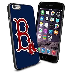 MLB Boston Red Sox Baseball, Cool iphone 5c Smartphone Case Cover Collector iPhone TPU Rubber Case Black