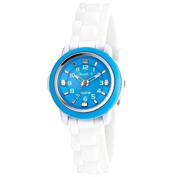 XO-14-44 Reloj Select Cadete, analógico, caja blanca,