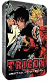 DVD : Trigun - Limited Collector's Edition I (With Embossed Tin Case And Necklace)