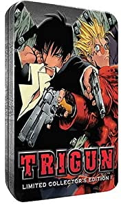 Trigun - Limited Collector's Edition I (With Embossed Tin Case And Necklace)