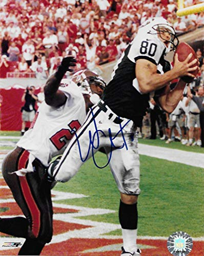 Wayne Chrebet New York Jets signed autographed, 8x10 Photo, COA will be included