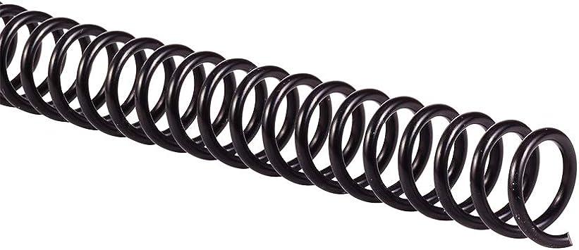 Spiral Binding Coils 7mm pk of 100 PMS 219 C 9//32 x 12 4:1 Fuschia